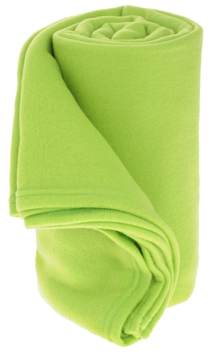 Покрывало флисовое Диана, цвет: салатовый, 150 х 200 см ПФ-сал-150-200ПФ-сал-150-200Изящное покрывало Диана, выполненное из флиса (100% полиэстер), гармонично впишется в интерьер вашего дома и создаст атмосферу уюта и комфорта. Флис имеет фактуру велюра, ткань приятная на ощупь, мягкая и слегка пушистая, но при этом очень легкая, хорошо сохраняет тепло, устойчива к стирке и износу. Благодаря мягкой и приятной текстуре, глубоким и насыщенным цветам, такое покрывало станет модной, практичной и уютной деталью вашего интерьера. Покрывало согреет в прохладную погоду и будет превосходно дополнять интерьер вашей спальни. Высочайшее качество материала гарантирует безопасность не только взрослых, но и самых маленьких членов семьи. Покрывало может подчеркнуть любой стиль интерьера, задать ему нужный тон - от игривого до ностальгического. Покрывало - это такой подарок, который будет всегда актуален, особенно для ваших родных и близких, ведь вы дарите им частичку своего тепла!