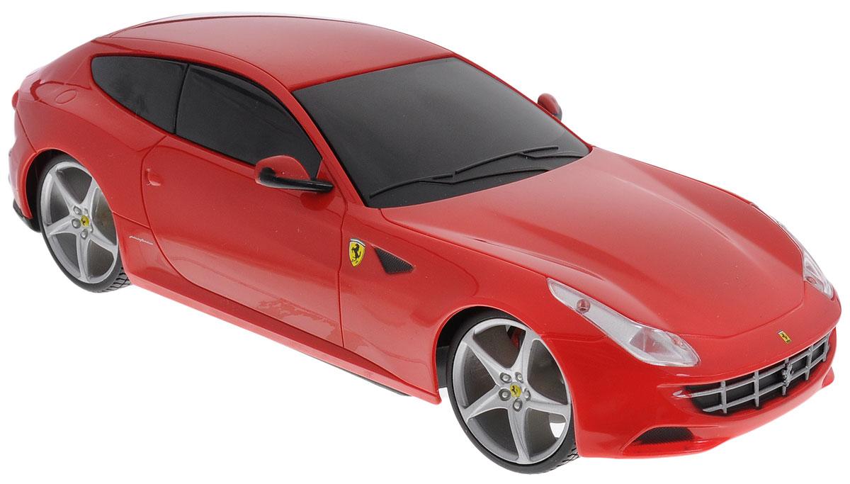Maisto Радиоуправляемая модель Ferarri FF цвет красный 81059