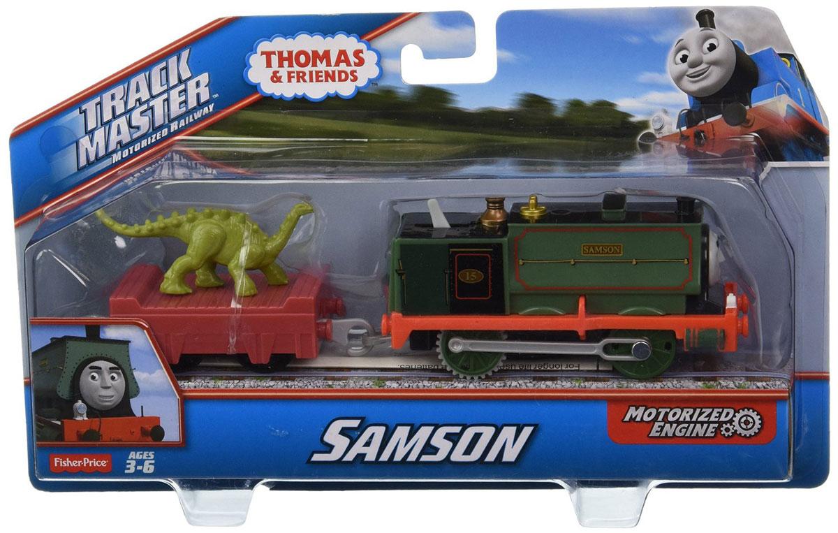 Thomas & Friends Thomas&Friends Базовый паровозик Самсон BMK88_BMK80
