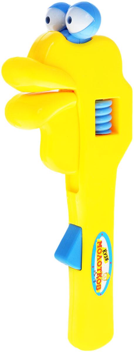 Zhorya Игрушка Кузя Молотков Гаечный ключ Х76113_жёлтый-ключ