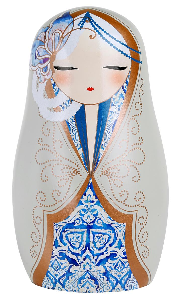 Магнит-талисман Kimmidoll Матрешка (Любовь). BKG00234837Магнит-талисман Kimmidoll Матрешка (Любовь) выполнен из прессованной резины и оформлен в виде 2D матрешки в японском стиле. Матрешка-талисман принесет праздник любви. Его замечательный танец и мелодию, которые постоянно меняются, когда вы познаете красоту мира с теми, кого любите. Изделие дополнено магнитом для фиксации на металлической поверхности.Магнит-талисман Kimmidoll станет приятным трогательным подарком, хорошим элементом домашнего декора или просто частью вашей бесценной коллекции на долгие годы.