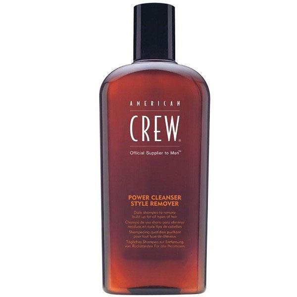 American Crew Шампунь для ежедневного ухода, очищающий волосы от укладочных средств Classic Power Cleanser Style Remover 250 млБ33041_шампунь-барбарис и липа, скраб -черная смородинаШампунь для ежедневного ухода, очищающий волосы от укладочных средств прекрасно подходит для волос, которые часто подвергаются воздействию укладочных средств. Данный продукт имеет сразу несколько достоинств. Шампунь American Crew способствует усилению здорового блеска волос, хорошо увлажняет волосы, замечательно питает их полезными растительными экстрактами, что способствует восстановлению структуры повреждённых волос и благоприятно влияет на кожу головы. Шампунь Американ Крю придаёт волосам живой объём, шелковистость и мягкость, защищает их от вредных воздействий внешних факторов.Шампунь Американ Крю Power Cleanser подходит для всех типов волос и ежедневного ухода, отлично тонизирует и освежает.