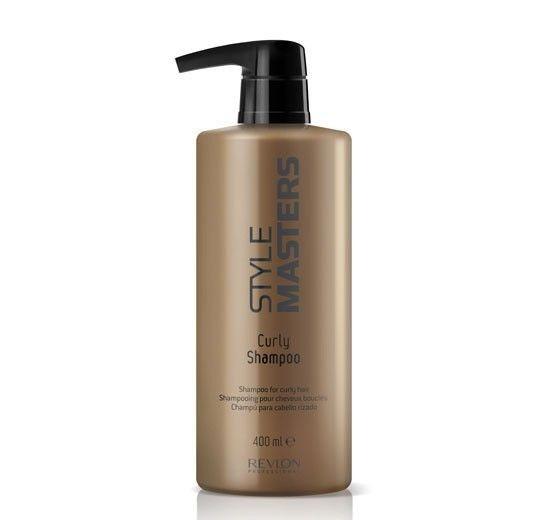 Revlon Professional Style Шампунь для вьющихся волос Masters Curly Shampoo 400 мл7207635000Revlon Professional Style Masters Curly Shampoo Шампунь для вьющихся волос создан специально для тщательного и активного ухода за вьющимися волосами. Этот продукт от компании Revlon Профессионал обеспечивает глубокое питание и увлажнение волос до самых кончиков, воздействует на волосяной стержень, смягчая волосы и устраняя такую неприятную проблему, как спутывание волос, а вместе с этим облегчая процедуры ежедневного расчёсывания. Шампунь Ревлон Professional эффективно и бережно очищает не только волосы, но и кожу головы. Шампунь для вьющихся волос Ревлон Профессионал Style Masters Curly с лёгкостью справится с самыми непослушными и проблемными волосами. Для получения наиболее эффективного результата данный продукт рекомендуется применять вместе с другими средствами, которые особенно хорошо подходят для кожи вашей головы.