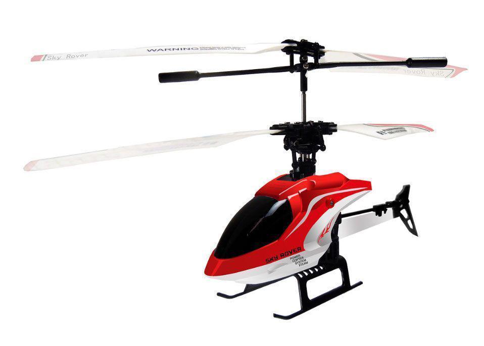 Auldey Вертолет на радиоуправлении Falcon F-004 цвет красный белый