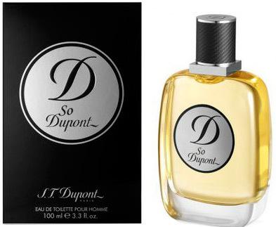 S.T. Dupont Туалетная вода So DHomme, мужская, 50 мл28420_красныйДревесина, розовый перец, бергамот и грейпфрут.