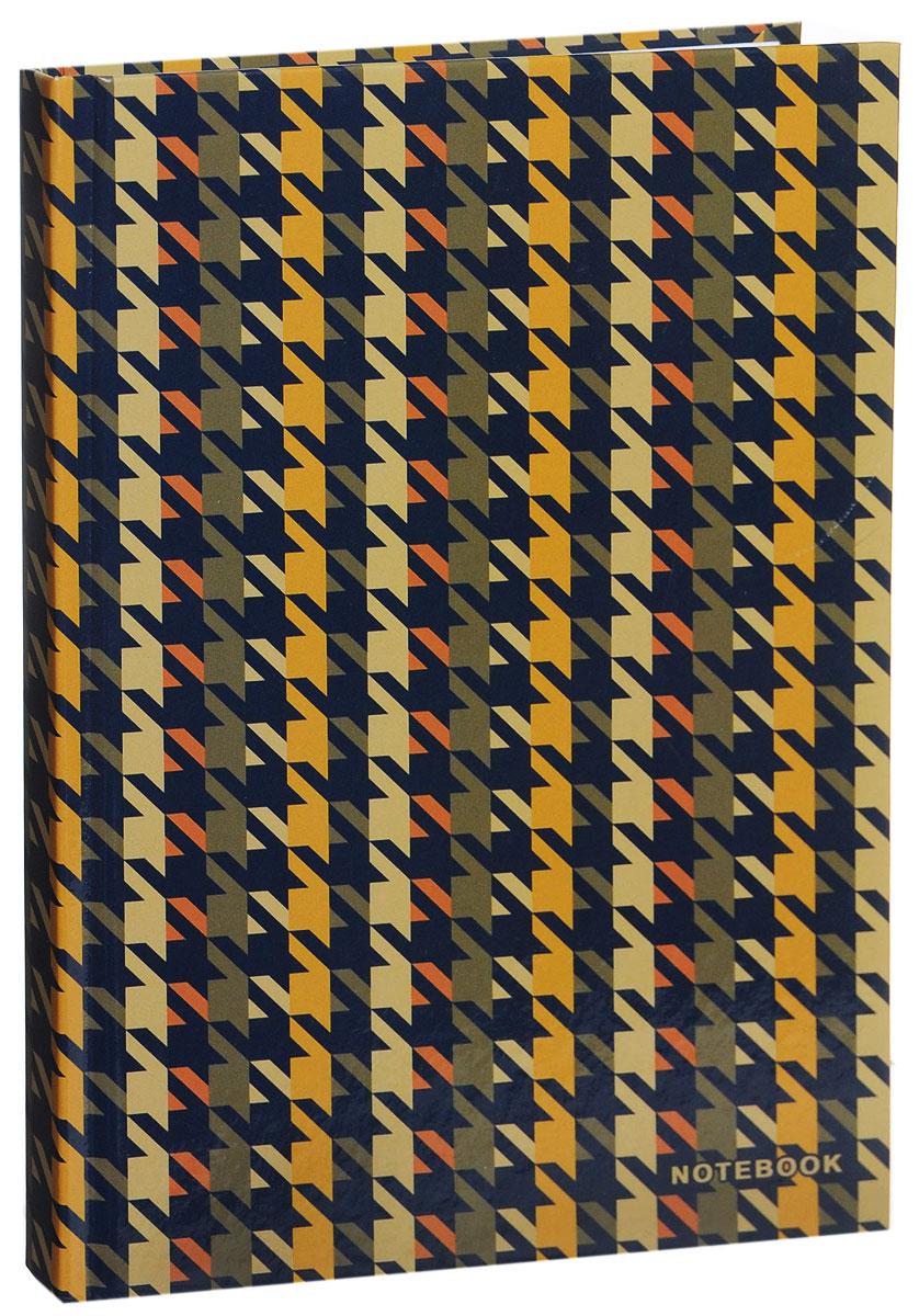 Listoff Записная книжка Пестрый орнамент 130 листов в клеткуКЗ51301752Записная книжка Listoff Пестрый орнамент - незаменимый атрибут современного человека, необходимый для рабочих и повседневных записей в офисе и дома. Записная книжка содержит 130 листов формата А5 в клетку без полей. Обложка, выполненная из ламинированного картона, украшена пестрым геометрическим орнаментом. Внутренний блок изготовлен из высококачественной плотной бумаги, что гарантирует чистоту записей и отсутствие клякс. Книга для записей Listoff Пестрый орнамент станет достойным аксессуаром среди ваших канцелярских принадлежностей. Она подойдет как для деловых людей, так и для любителей записывать свои мысли, рисовать скетчи, делать наброски.