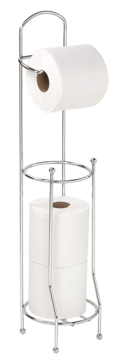 Органайзер для туалетной бумаги Vanstore с держателем901-55Органайзер с держателем для туалетной бумаги Vanstore