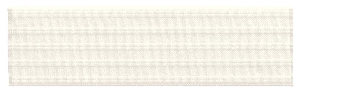 Лента эластичная Prym, для уплотнения шва, цвет: белый, ширина 5 см, длина 10 м693547Эластичная лента Prym предназначена для уплотнения шва. Выполнена из полиэстера (80%) и эластомера (20%). Ткань прочная, стабильная, облегчает равномерное притачивание внутренней отделки. Длина ленты: 10 м. Ширина ленты: 5 см.