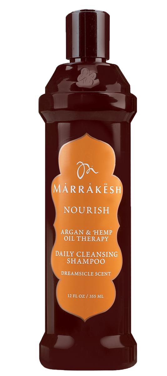 Marrakesh Шампунь для тонких волос Dreamsicle (мандарин и слива), 355 млБ33041_шампунь-барбарис и липа, скраб -черная смородинаБережно очищает, мандарин в составе шампуня восстанавливает гидробаланс кожи головы и придает объем- Протеины пшеницы укрепляют кутикулу и препятствуют повреждениям- Очищающая формула, не содержащая сульфатов бережно очищает волосы не вымывая цвет- Масла Арганы и Конопли значительно улучшают качество и текстуру волос- Можно использовать на окрашенных волосах