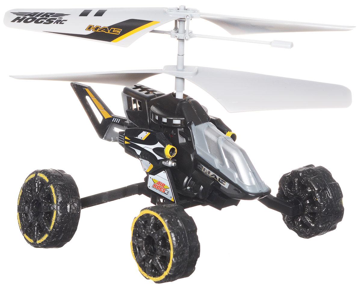 Air Hogs Машина-вертолет на радиоуправлении Hover Assault Eject цвет черный