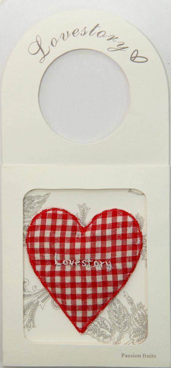 Ароматизированное саше Феникс-Презент Маракуйя в виде Сердца39055