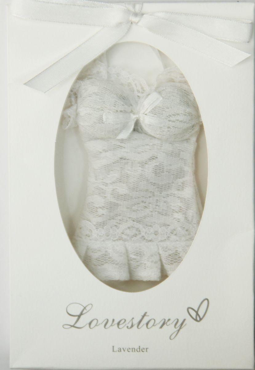 Ароматизированное саше Феникс-Презент Роза в виде Платья39060