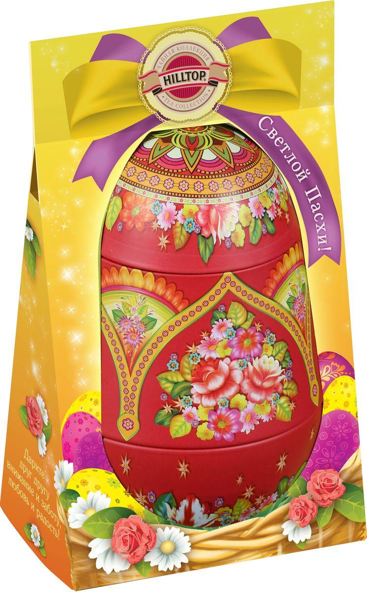 Hilltop Цветочные узоры Цейлонское утро черный листовой чай, 80 г4607099305557Hilltop Цейлонское утро - подарок, вызывающий добрые воспоминания и светлые чувства... Цейлонское утро — классический цейлонский черный чай с терпким вкусом, мягким ароматом и тонизирующими свойствами. Отлично дополняет завтрак или праздничный сладкий стол. Красивая подарочная упаковка Цветочные узоры позволит вам подарить этот чай друзьям или близким и несомненно украсит любое чаепитие!
