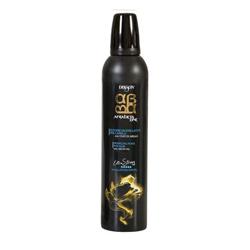 Dikson ArgaBeta Мусс моделирующий Sculpting Hair Mousse 300 мл2440Dikson ArgaBeta Sculpting Hair Mousse - Мусс моделирующий обогащён аргановым маслом, увлажняет и питает волосы. Для экстра сильной фиксации причёски; и все же, он позволяет лепить волосы в любой нужный стиль. Аргановое масло обогащено Витамином Е (природный антиоксидант), защищает волосы от вредного воздействия свободных радикалов.