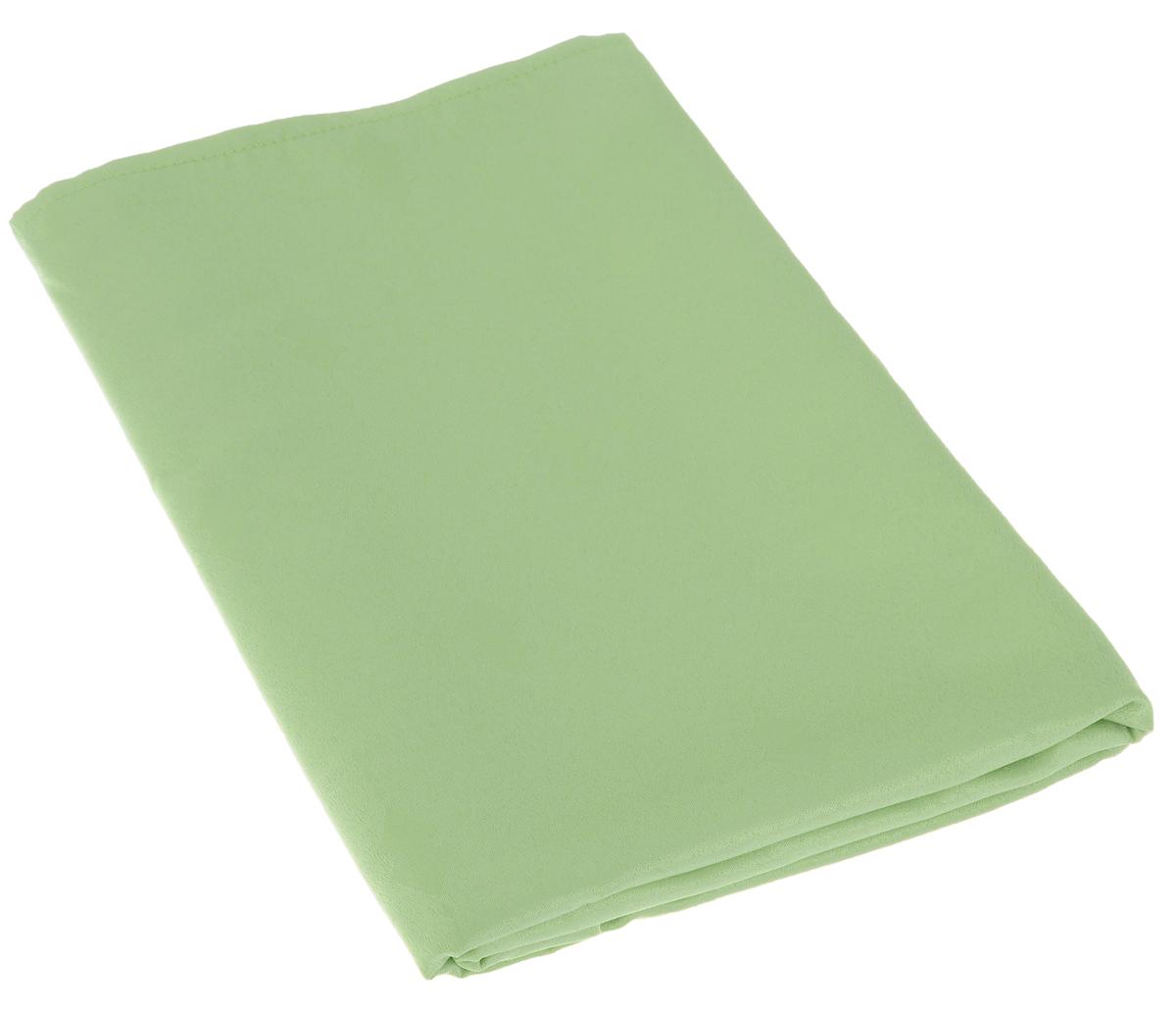 Скатерть Schaefer, прямоугольная, цвет: светло-зеленый, 130 х 160 см. 07509-42707509-427Изящная прямоугольная скатерть Schaefer, выполненная из плотного полиэстера, станет украшением кухонного стола. Изделие декорировано красивым узором в виде ромбов. За текстилем из полиэстера очень легко ухаживать: он не мнется, не садится и быстро сохнет, легко стирается, более долговечен, чем текстиль из натуральных волокон. Использование такой скатерти сделает застолье торжественным, поднимет настроение гостей и приятно удивит их вашим изысканным вкусом. Также вы можете использовать эту скатерть для повседневной трапезы, превратив каждый прием пищи в волшебный праздник и веселье. Это текстильное изделие станет изысканным украшением вашего дома!