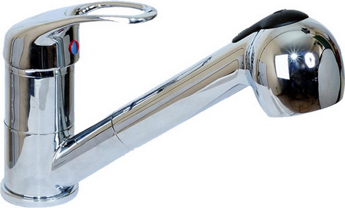 Argo смеситель для кухни с вытяжной лейкой Jamaica, d-4068/5/3Смеситель для кухни с вытяжной лейкой 40-01/v jamaicaкартридж d-40 мм short-size, крепеж двухшточный double-rod аэратор м24х1 наружная резьба only plast 10 - 13 л/мин. при 0,3 МПа покрытие никель / хром комплектация гибкая подводка mateu 50 смпереходной шланг 15 см, м10х1 - м15х1грузиловытяжной шланг 120 см, оплетка - нержавеющая сталь, двойной замок, м15х1 - 1/2душевая лейка jamaica двухпозиционная: аэро, душ материал основа латунь