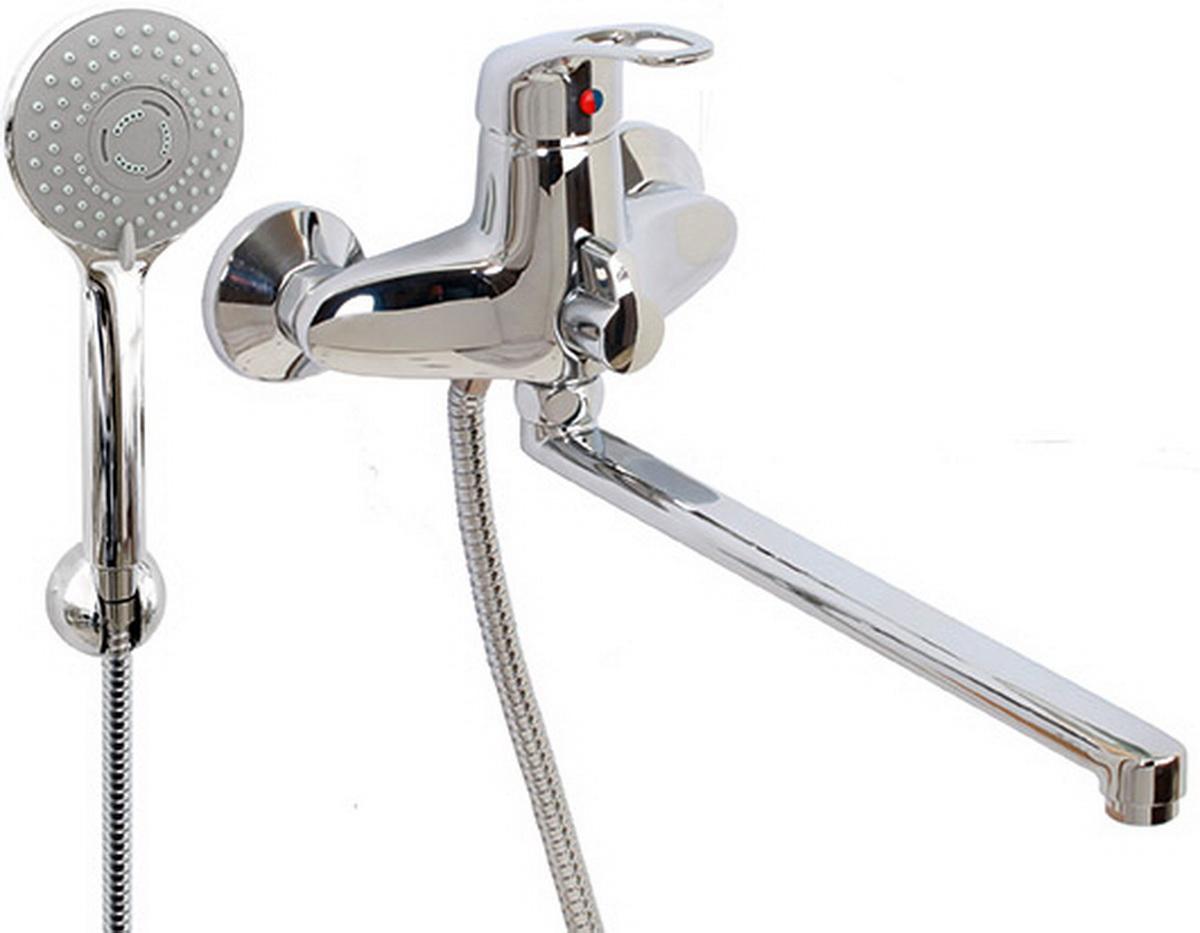 Argo смеситель для ванны и умывальника Lux Jamaica, d-40, керамическийамбукса, L образный излив 325 мм29349Смеситель для ванны и умывальника 40-l35l/k jamaica картридж d-40 мм short-size, крепеж эксцентрик усиленный 3/4 х 1/2 + прокладка-фильтр аэратор м24х1 наружная резьба only plast 10 - 13 л/мин. при 0,3 МПа покрытие никель / хром комплектация душевой шланг 150 см, оплетка - хромированная нержавеющая сталь, двойной замок, 1/2 душевая лейка Lux трехпозиционная: душ, массаж, душ/массаж кронштейн двухпозиционный материал основа латунь