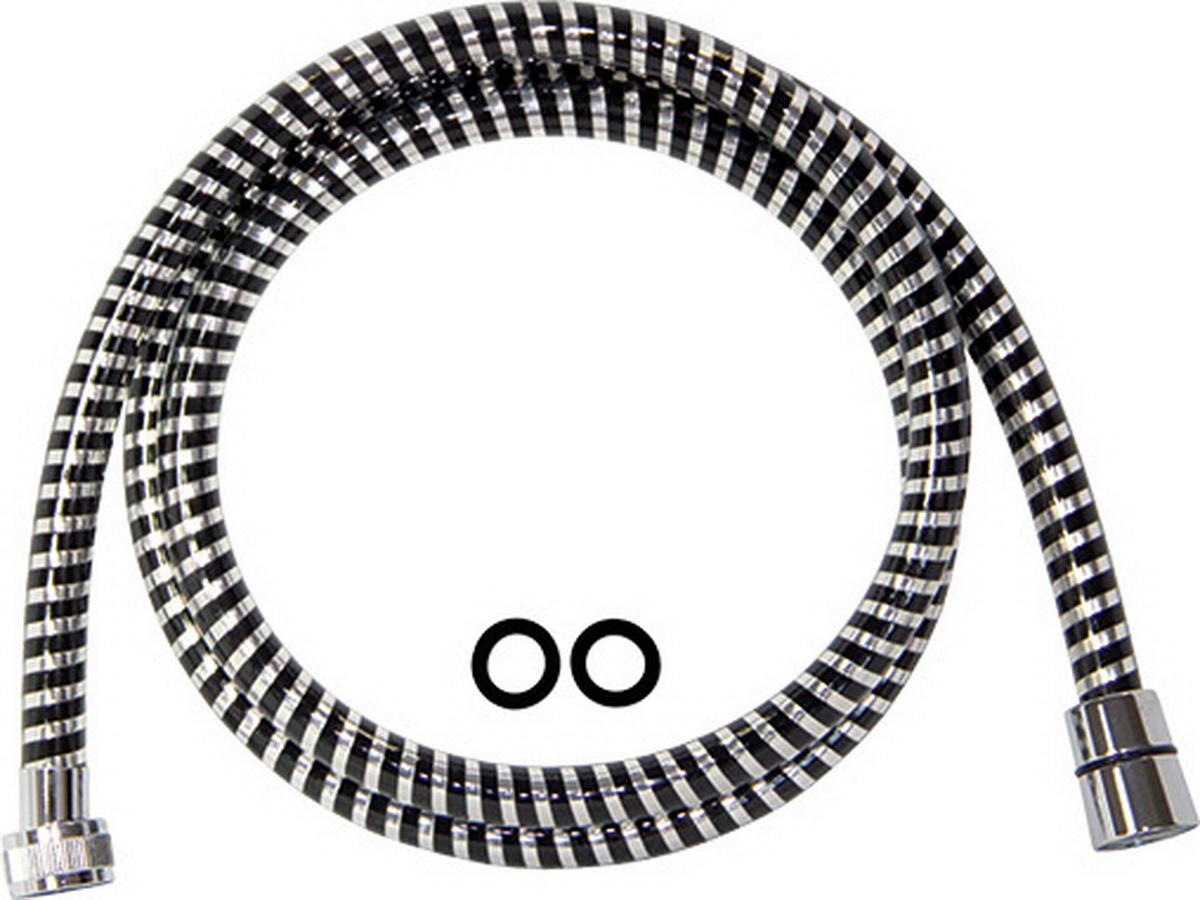 Argo шланг для душа, 1/2, PVC Еspiroflex Black, 150 смBA900Шланг для душа Argo 1/2, pvc espiroflex black, 150 см