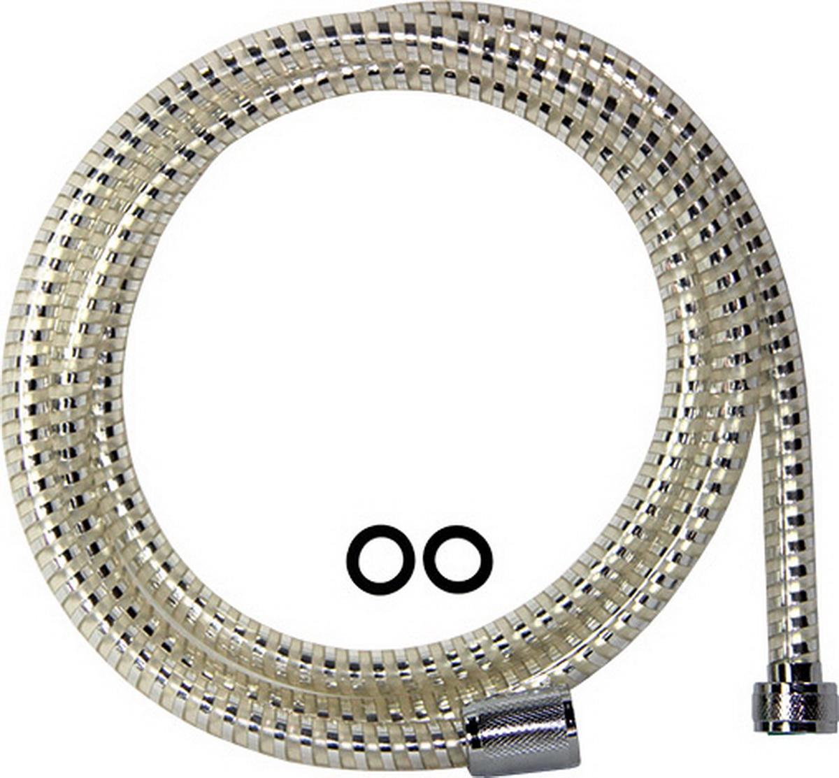 Argo шланг для душа, 1/2, PVC Еspiroflex TRANSPARENTE, 175 см655.01Шланг для душа Argo 1/2, pvc espiroflex transparente, 175 см