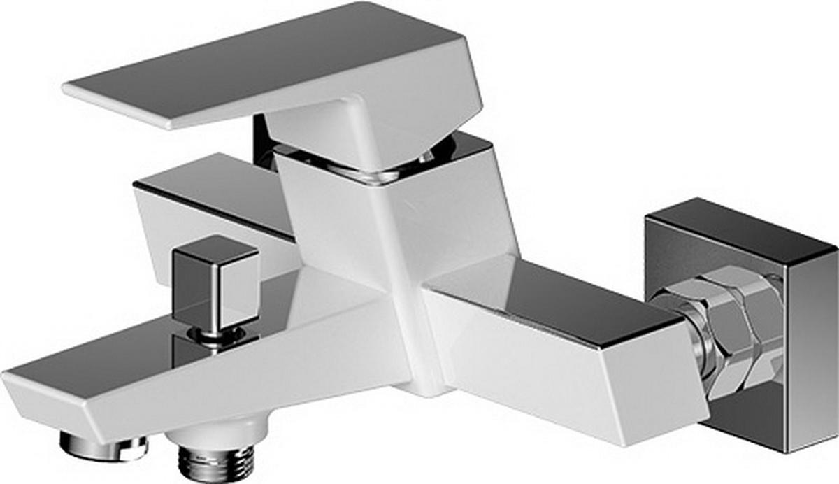 Смеситель для ванны Argo Grano, цвет: хром, белый35755Смеситель для ванны Argo Grano предназначен для смешивания холодной и горячей воды, устанавливается на стену. Выполнен из высококачественного металла с покрытием из никеля и хрома. Запорный механизм: картридж d-35 мм Short-size SEDAL (Испания) Тип дайвотера: штоковый Аэратор: М24х1 наружная резьба NEOPERL CASCADE SLC Антикалькар 22,8 - 25,2 л/мин при 0,3 Мпа Крепеж: эксцентрик усиленный 3/4 х 1/2 с редуктором шума + прокладка-фильтр Комплектация: душевой шланг растяжной 150 - 180 см, оплётка - хромированная нержавеющая сталь, учащённый двойной замок, 1/2 с конусом свободного вращения душевая лейка GRANO кронштейн наклонный ключ для демонтажа аэратора предохранительные накладки для монтажа крепёжных гаек