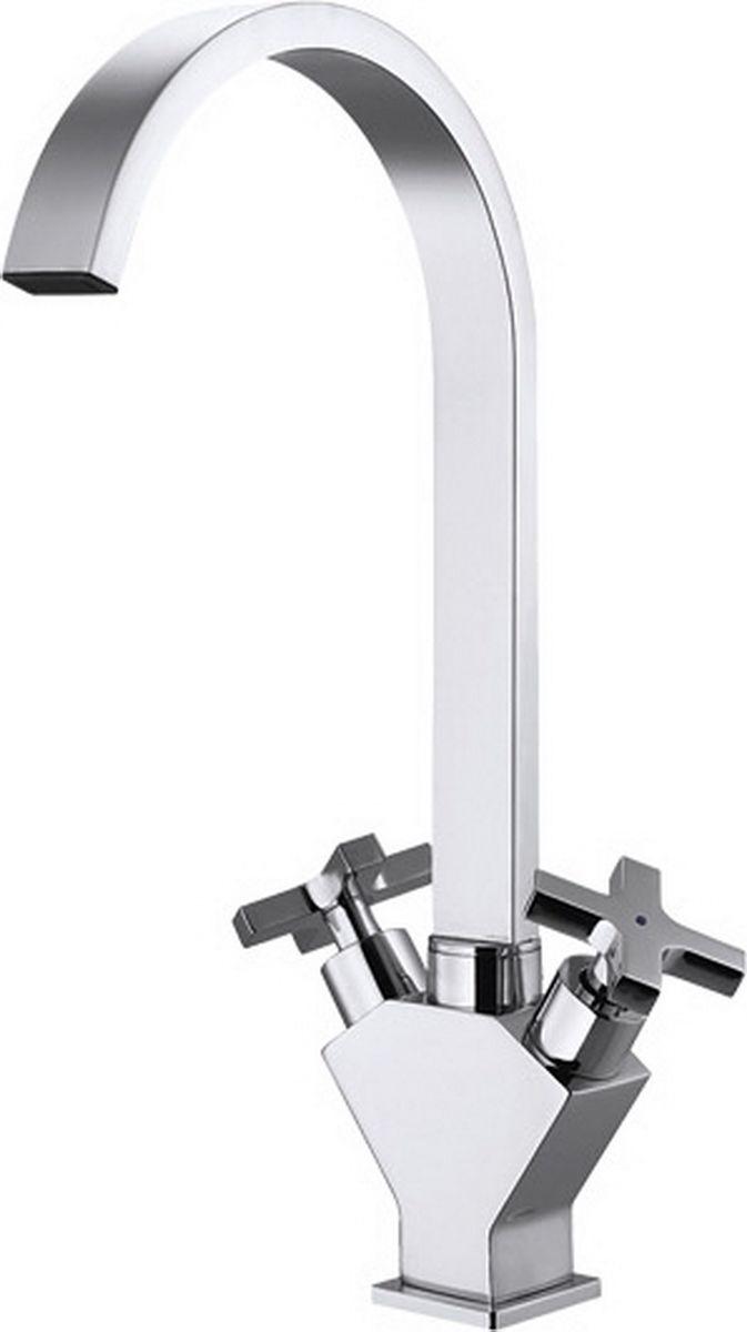 Argo смеситель для кухни Quattro, 1/2 керамический35799Смеситель для кухни 022-p quattro кран букса 1/2 900 керамика 8х24, крепеж одношточный Single-Rod аэратор покрытие никель / хром комплектация гибкая подводка mateu 50 см материал основа латунь