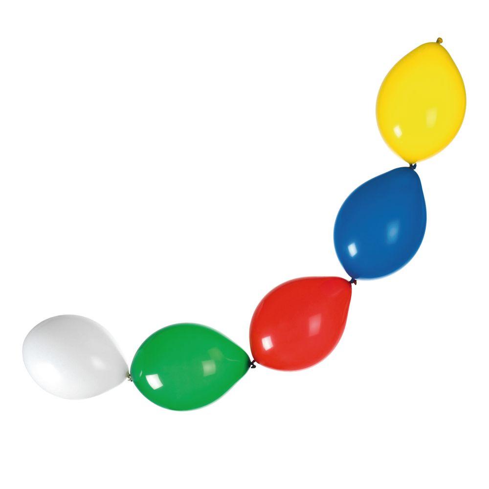Susy Card Гирлянда детская из 12 шаров
