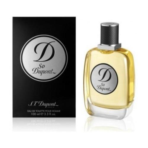 S.T. Dupont Туалетная вода So DHomme, мужская, 100 мл12905Грейпфрут, бергамот, перец. Ноты сердца: мята, кедр, яблоко. ваниль, бобы тонка, сандаловое дерево.