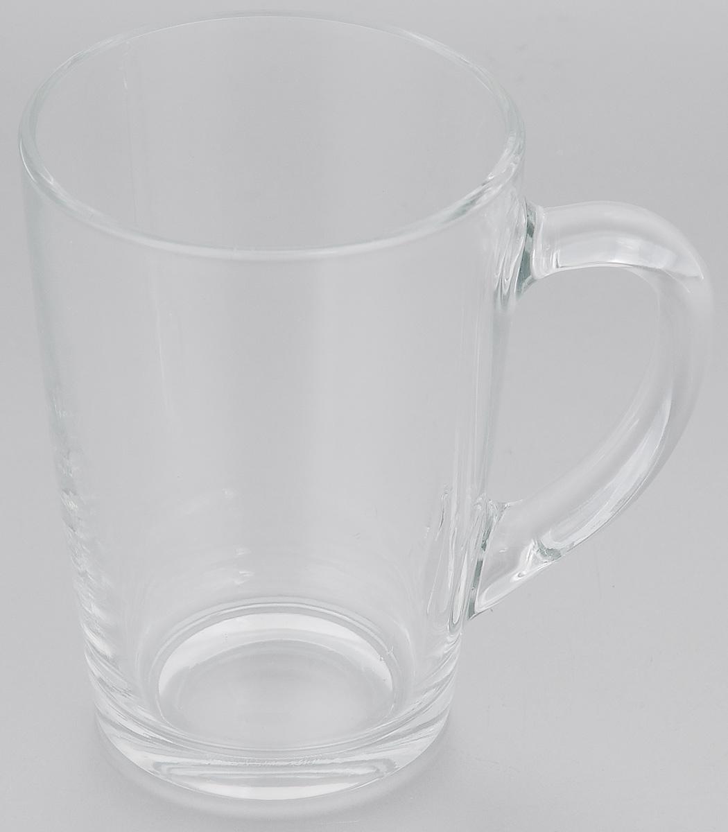 Кружка Luminarc С добрым утром, цвет: прозрачный, 320 мл115510Кружка Luminarc С добрым утром изготовлена из упрочненного стекла. Такая кружка прекрасно подойдет для горячих и холодных напитков. Она дополнит коллекцию вашей кухонной посуды и будет служить долгие годы. Диаметр кружки (по верхнему краю): 8 см.