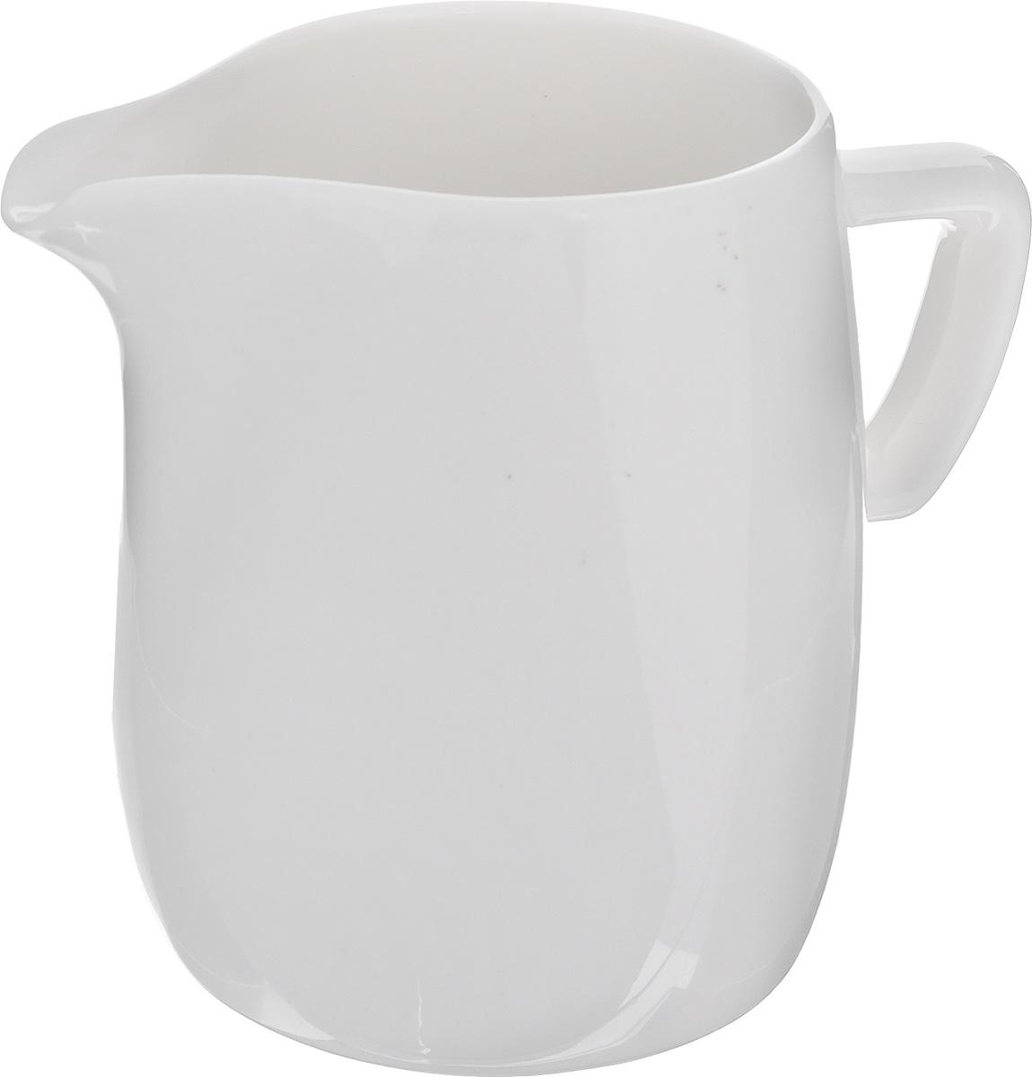 Сливочник Tescoma Crema, 250 мл387150Сливочник Tescoma Crema выполнен из высококачественного фарфора. Эксклюзивный дизайн, эстетичность и функциональность сливочника сделает его незаменимым на любой кухне. Можно мыть в посудомоечной машине, использовать в микроволновой печи и морозильнике. Диаметр по верхнему краю (без учета носика): 6 см.
