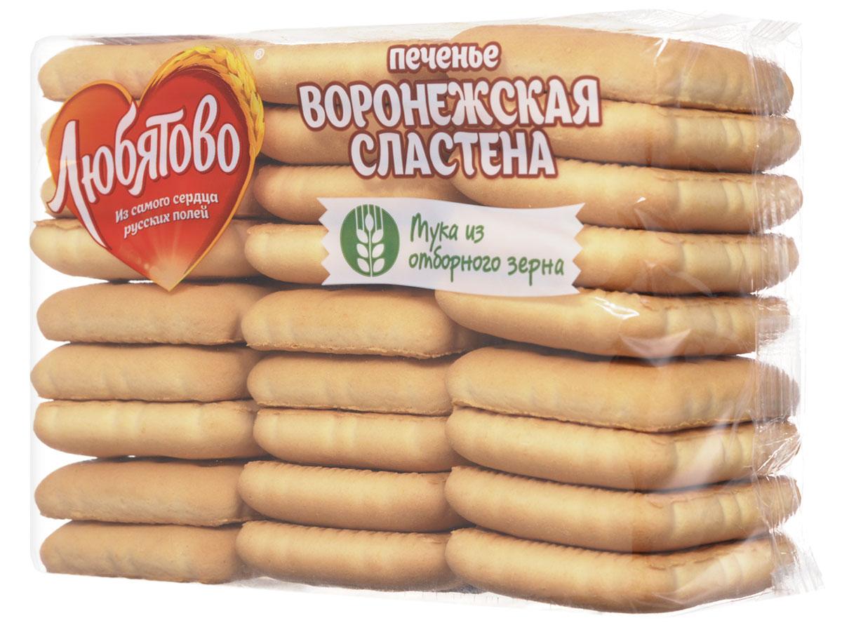 """Любятово Печенье """"Воронежская сластена"""", 500 г 2133"""
