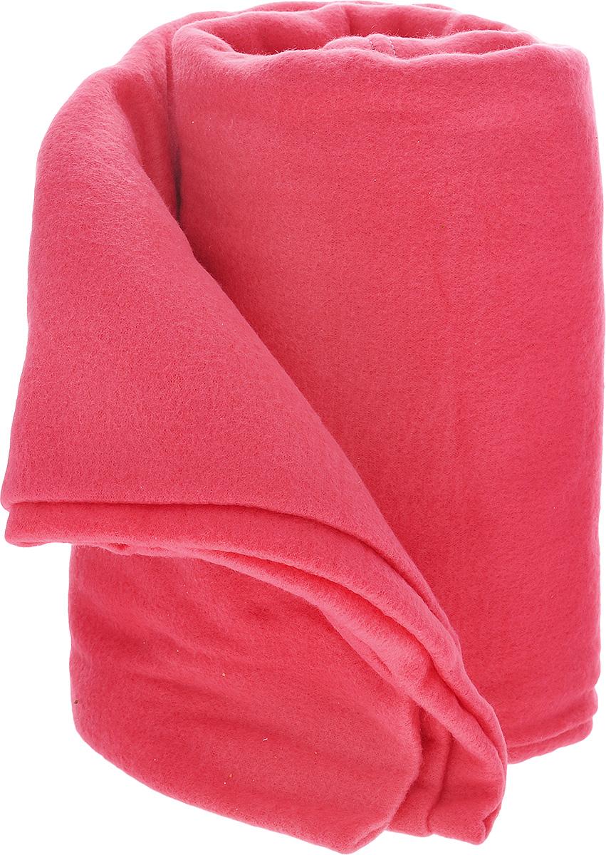 Покрывало флисовое Диана, цвет: малиновый, 150 х 200 см1092029Изящное покрывало Диана, выполненное из корал флиса (100% полиэстер), гармонично впишется в интерьер вашего дома и создаст атмосферу уюта и комфорта. Корал флис имеет фактуру велюра, ткань приятная на ощупь, мягкая и слегка пушистая, но при этом очень легкая, хорошо сохраняет тепло, устойчива к стирке и износу. Благодаря мягкой и приятной текстуре, глубоким и насыщенным цветам, такое покрывало станет модной, практичной и уютной деталью вашего интерьера. Покрывало согреет в прохладную погоду и будет превосходно дополнять интерьер вашей спальни. Высочайшее качество материала гарантирует безопасность не только взрослых, но и самых маленьких членов семьи.Покрывало может подчеркнуть любой стиль интерьера, задать ему нужный тон - от игривого до ностальгического. Покрывало - это такой подарок, который будет всегда актуален, особенно для ваших родных и близких, ведь вы дарите им частичку своего тепла!