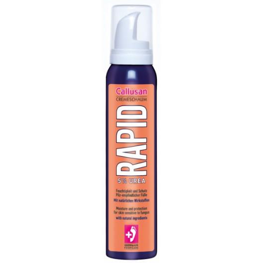 Gehwol Callusan Rapid - Пенка-защита от грибка Каллюзан Рапид для ног 125 мл PR-2051