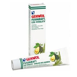 Gehwol Fusskraft Leg Vitality - Оживляющий бальзам для ног 125 мл 1*11107