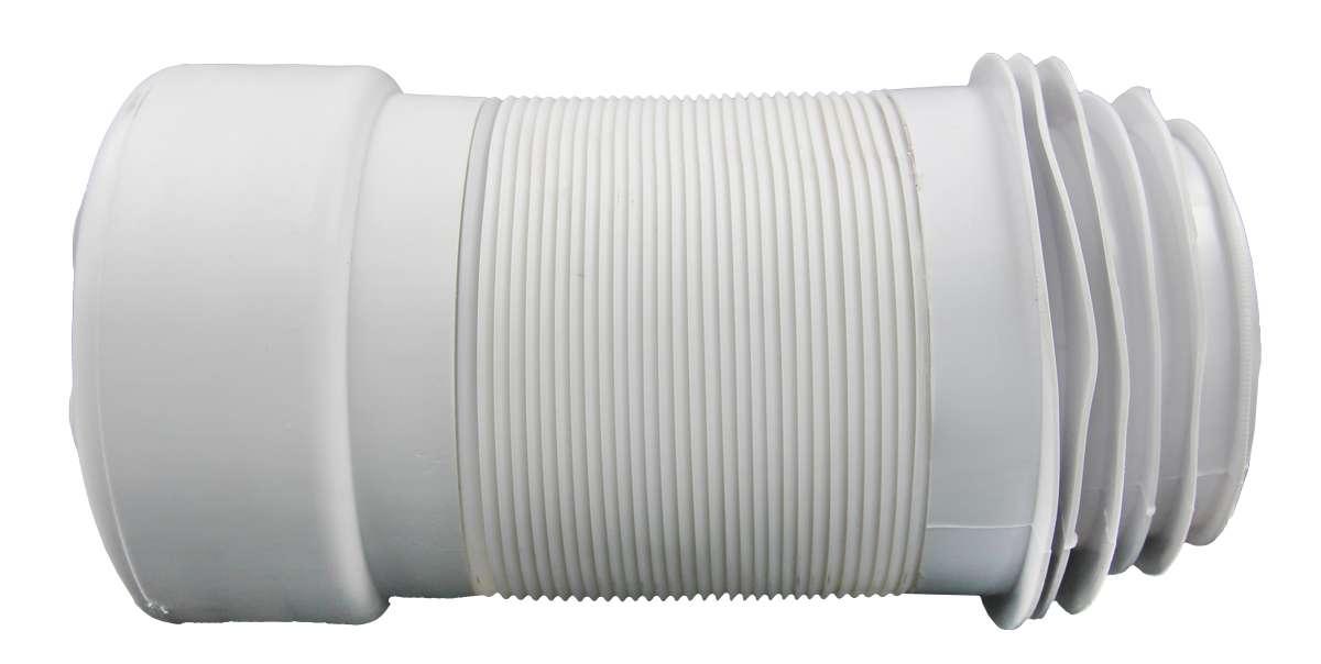 Слив для унитазаИС.110167Слив для унитаза предназначен для соединения выпуска унитаза с канализационной трубой.