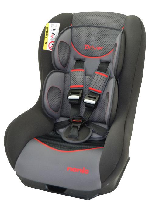 Nania Автокресло Driver First Horizon Red до 18 кг