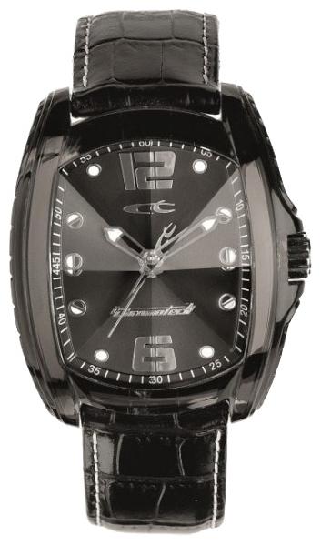 Часы мужские наручные Chronotech Android, цвет: черный. RW0007BP-001 BKЧасы наручные CHRONOTECH RW0007Водостойкость: 50м (5 АТМ)