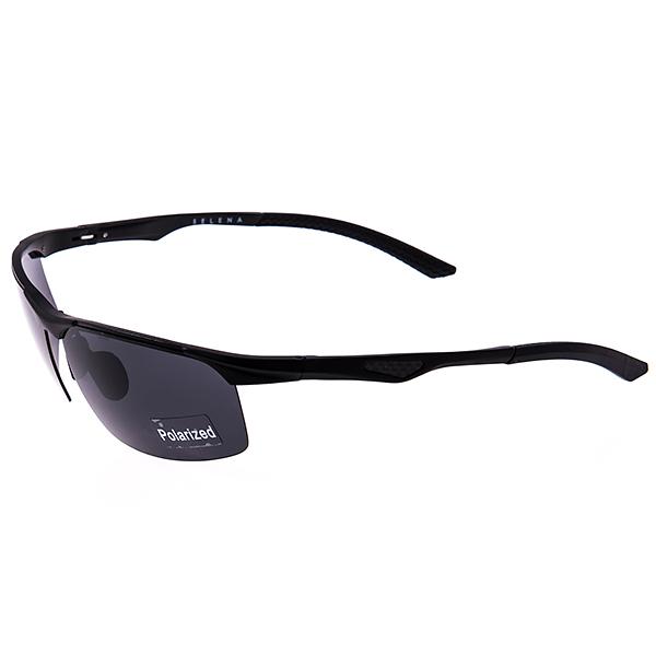 Солнцезащитные очки Selena, цвет: черный. 8003190180031901Универсальные солнцезащитные очки Selena выполнены из металла с элементами из высококачественного пластика. Линзы данных очков с высокоэффективным поляризационным покрытием блокируют слепящий эффект и обеспечивают полную защиту от ультрафиолетовых лучей. Используемый пластик не искажает изображение, не подвержен нагреванию и вредному воздействию солнечных лучей. Дужки дополнены покрытием из пластика, что обеспечит максимальный комфорт при использовании. Такие очки защитят глаза от ультрафиолетовых лучей, подчеркнут вашу индивидуальность и сделают ваш образ завершенным.