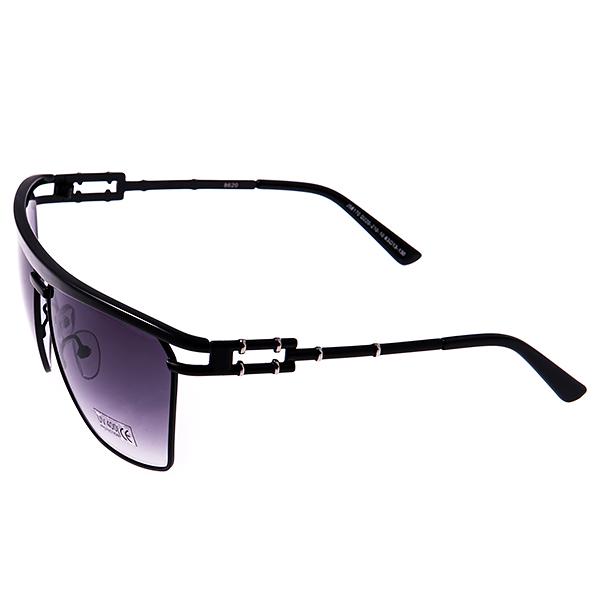 Солнцезащитные очки женские Selena, цвет: черный. 80032511BM8434-58AEСолнцезащитные женские очки Selena выполнены из металла с элементами из высококачественного пластика, дужки оформлены декоративными элементами.Линзы данных очков с высокоэффективным фильтром UV-400 Protection обеспечивают полную защиту от ультрафиолетовых лучей. Используемый пластик не искажает изображение, не подвержен нагреванию и вредному воздействию солнечных лучей.Такие очки защитят глаза от ультрафиолетовых лучей, подчеркнут вашу индивидуальность и сделают ваш образ завершенным.