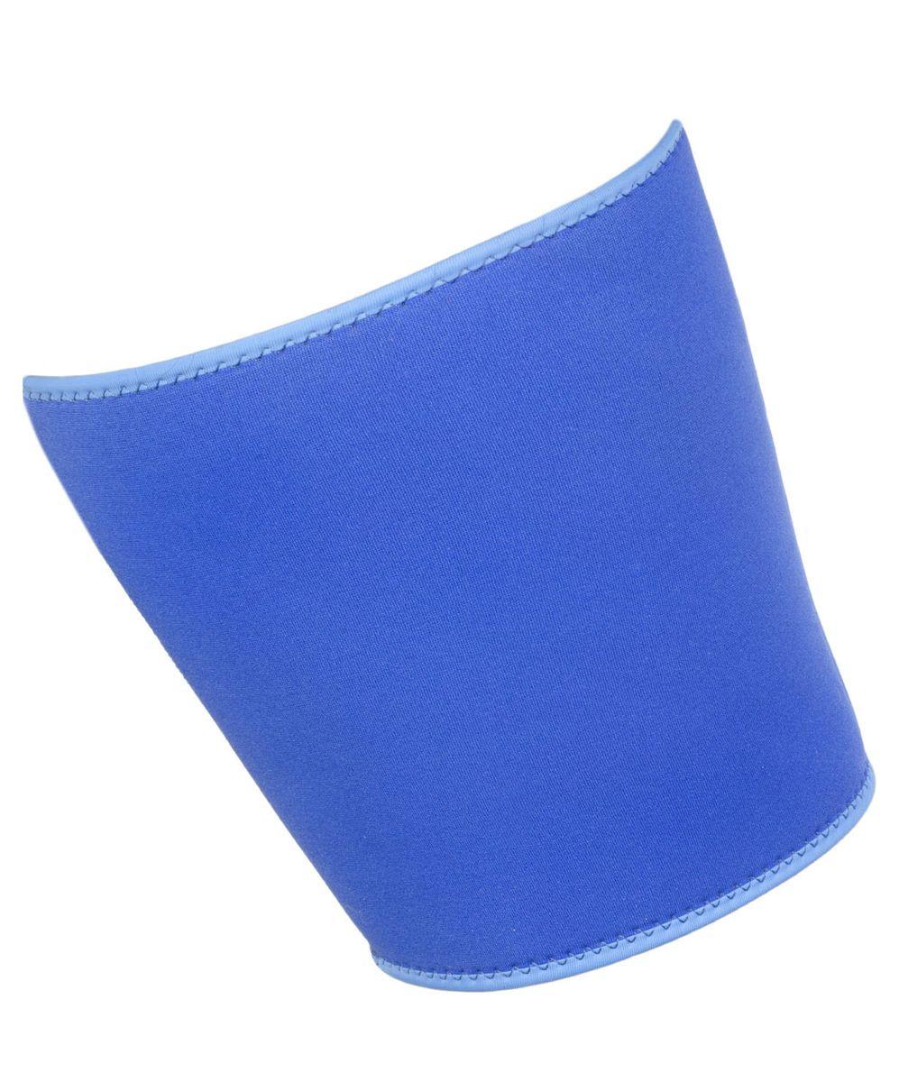 Суппорт бедра Starfit SU-801, цвет: синийУТ-00007381Суппорт бедра Star Fit SU-801 – это обязательный аксессуар для спортсменов и любителей, кто получил травмы или перенес операцию на том или ином суставе. В суппорте можно тренироваться, а можно использовать в повседневной жизни. Суппорт поможет в поддержке связочного аппарата сустава, будет выполнять функцию корсета. Изделие обладает малым весом и прекрасной воздухопроницаемостью, что делает его очень комфортным.