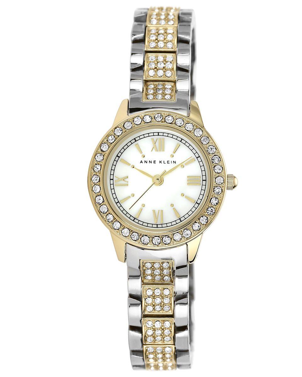 Наручные часы женские Anne Klein, цвет: серый металлик, серый. 1493MPTTBP-001 BKОригинальные и качественные часы Anne Klein
