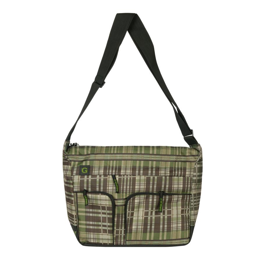 Сумка молодежная Grizzly, цвет: черный, 15 л. MM-600-2/4MM-600-2/4Молодежная сумка, одно отделение, два плоских передних кармана на молнии, плоский передний карман на молнии, задний карман на молнии, внутренний карман на молнии, внутренний карман-органайзер, регулируемый плечевой ремень