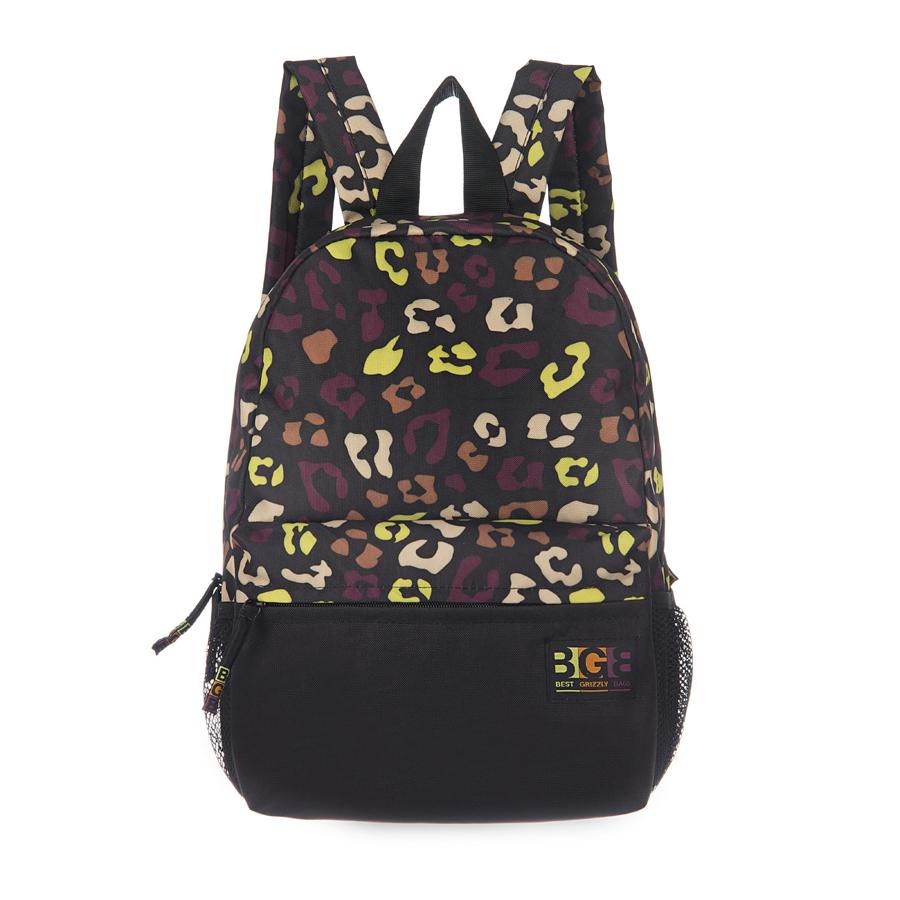 Рюкзак городской Grizzly, цвет: оранжевый, 24 л. RD-644-1/4ЛЦ0009Рюкзак молодежный, одно отделение, объемный карман на молнии на передней стенке, боковые карманы из сетки, внутренний карман, укрепленная спинка, карман быстрого доступа на задней стенке, дополнительная ручка-петля, укрепленные лямки
