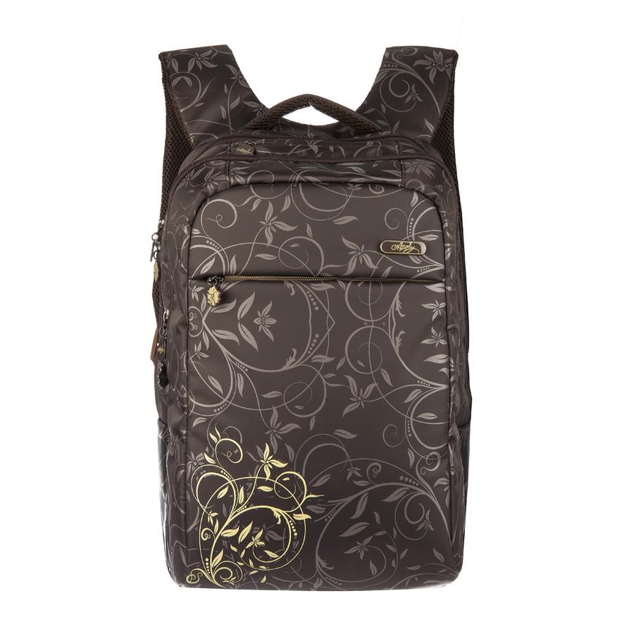 Рюкзак городской Grizzly, цвет: коричневый, 20 л, 21 л. RD-649-1/2RD-649-1/2Рюкзак молодежный, два отделения, карман на молнии на передней стенке, боковые карманы из сетки, внутренний карман на молнии, внутренний карман-пенал для карандашей, внутренний укрепленный карман для ноутбука, укрепленная спинка, карман быстрого доступа в верхней части рюкзака, мягкая укрепленная ручка, нагрудная стяжка-фиксатор, укрепленные лямки