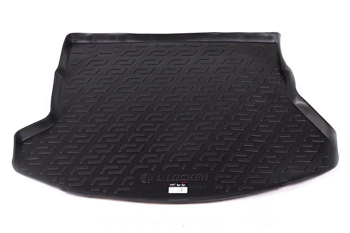 Коврик в багажник L.Locker, для Hyundai i30 cw (12-)SC-FD421005Коврик L.Locker производится индивидуально для каждой модели автомобиля из современного и экологически чистого материала. Изделие точно повторяют геометрию пола автомобиля, имеет высокий борт, обладает повышенной износоустойчивостью, антискользящими свойствами, лишен резкого запаха и сохраняет свои потребительские свойства в широком диапазоне температур (от -50°С до +80°С).