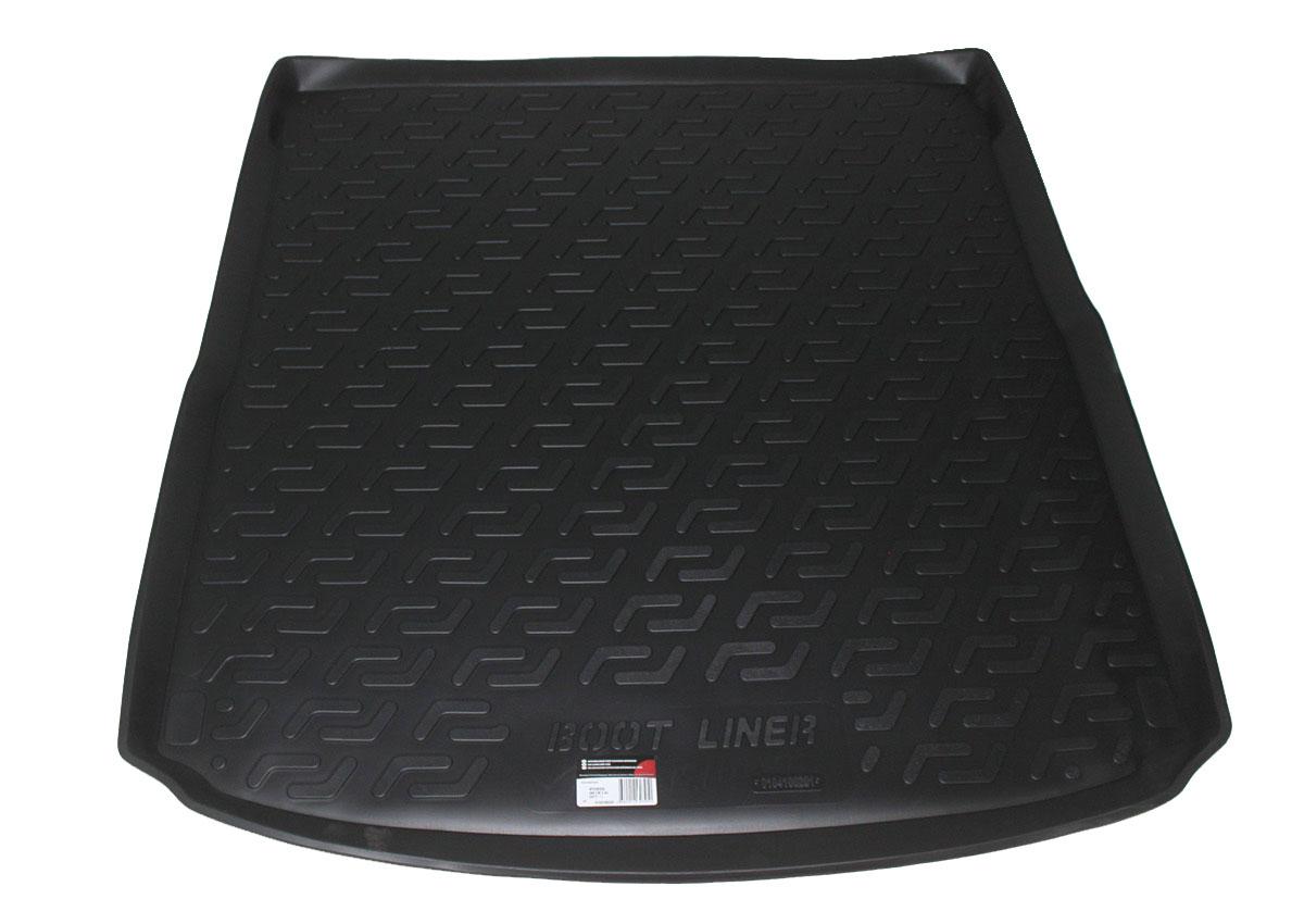 Коврик в багажник L.Locker, для Hyundai i40 un 5dr (11-)0104100201Коврик L.Locker производится индивидуально для каждой модели автомобиля из современного и экологически чистого материала. Изделие точно повторяют геометрию пола автомобиля, имеет высокий борт, обладает повышенной износоустойчивостью, антискользящими свойствами, лишен резкого запаха и сохраняет свои потребительские свойства в широком диапазоне температур (от -50°С до +80°С).