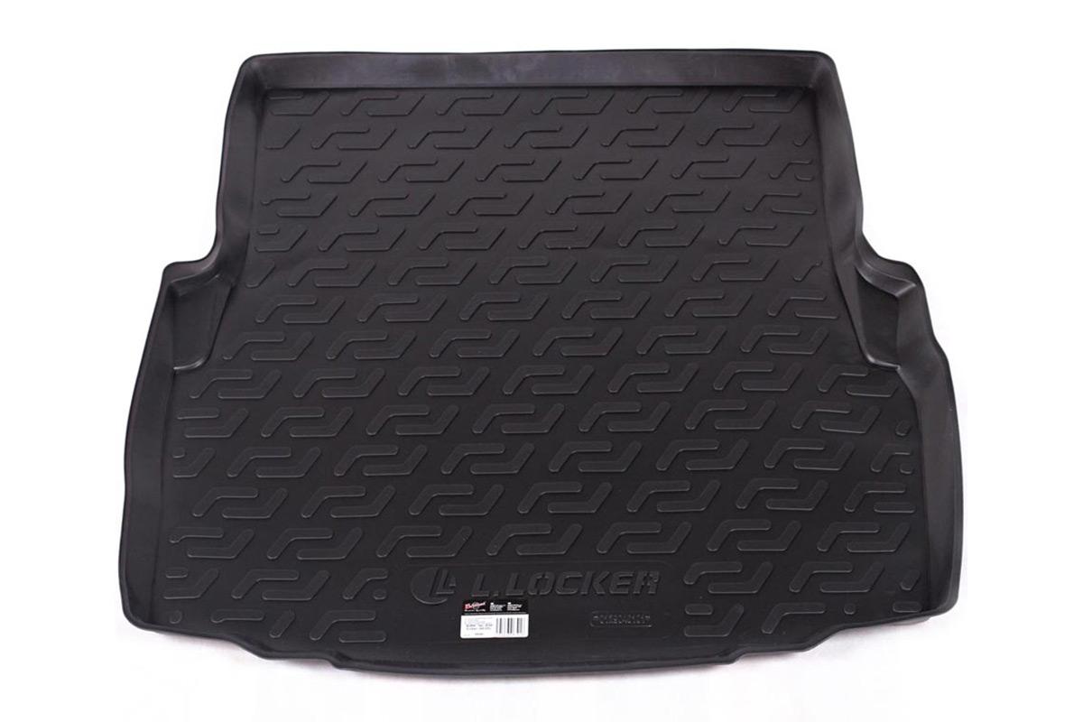 Коврик в багажник L.Locker, для BMW 3er (E46) sd (98-05)0129040101Коврик L.Locker производится индивидуально для каждой модели автомобиля из современного и экологически чистого материала. Изделие точно повторяют геометрию пола автомобиля, имеет высокий борт, обладает повышенной износоустойчивостью, антискользящими свойствами, лишен резкого запаха и сохраняет свои потребительские свойства в широком диапазоне температур (от -50°С до +80°С).