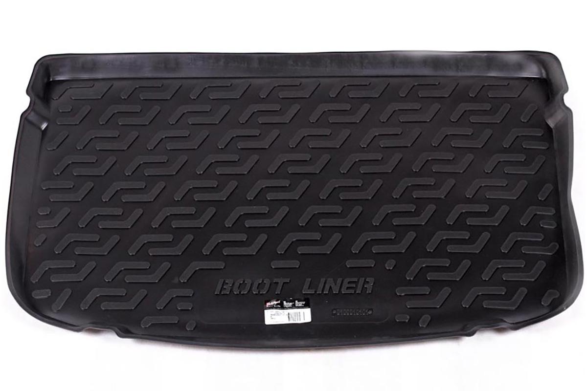 Коврик в багажник L.Locker, для Audi A1 hb (10-)0100010101Коврик L.Locker производится индивидуально для каждой модели автомобиля из современного и экологически чистого материала. Изделие точно повторяют геометрию пола автомобиля, имеет высокий борт, обладает повышенной износоустойчивостью, антискользящими свойствами, лишен резкого запаха и сохраняет свои потребительские свойства в широком диапазоне температур (от -50°С до +80°С).