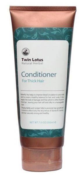 Twin Lotus Кондиционер Natural (Растительный: для густых волос ), 200мл.0039Кондиционер: Экстракт крапивы двудомной и можжевельникаспособствуют росту волос и эффективно предотвращают появление перхоти, придавая волосам силу, здоровье и блеск.