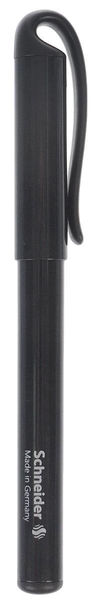 Schneider Ручка перьевая School цвет корпуса черный72523WDПерьевая ручка School в пластиковом черном корпусе строгого дизайна, станет отличным подарком, как школьнику, так и взрослому человеку. Прорезиненный рельефный упор для пальцев обеспечивает удобный захват ручки при письме. Перо из металла обеспечивает равномерную подачу чернил.Ручка дополнена колпачком с удобным клипом.Чернила приобретаются отдельно.