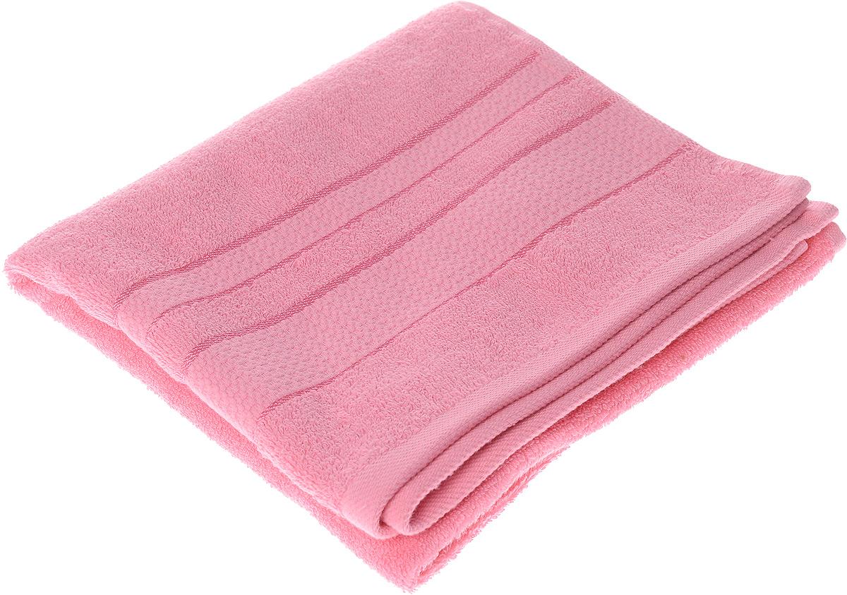Полотенце махровое Aisha Home Textile Классика, цвет: розовый, 50 х 90 смУзТ-ПМ-112-08-04Полотенце Aisha Home Textile Классика выполнено из натуральной махровой ткани (100% хлопок). Изделие отлично впитывает влагу, быстро сохнет, сохраняет яркость цвета и не теряет форму даже после многократных стирок. Полотенце очень практично и неприхотливо в уходе. Оно станет достойным выбором для вас и приятным подарком для ваших близких.